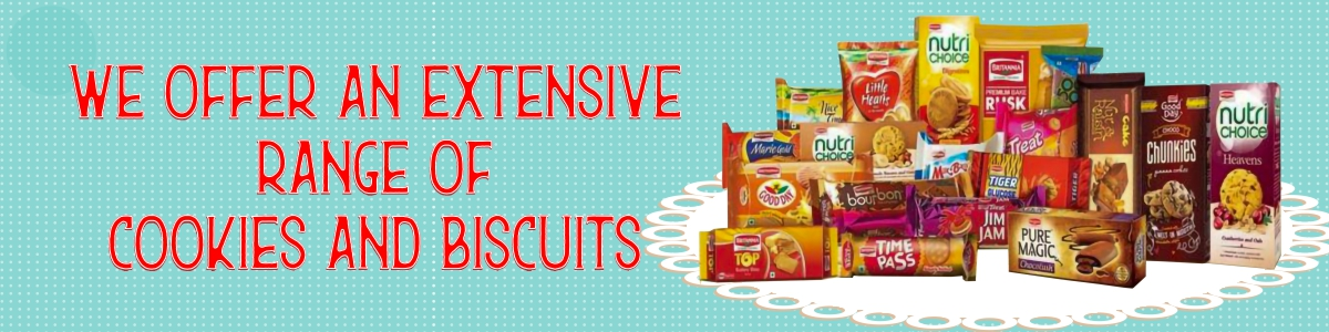 Bicuits and Cookies